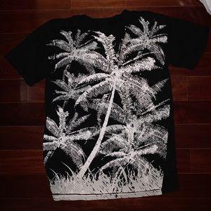 Palm Tree Casual Tshirt